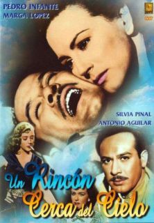 UN RINCON CERCA DEL CIELO (1952) PEDRO INFANTE NEW DVD