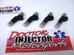 1995 97 Dodge Neon Stratus NEW Fuel Injector set of 4