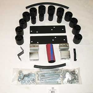 PERFORMANCE ACCESSORIES 3 BODY LIFT KIT CHEVY S10 PICKUP GMC SONOMA