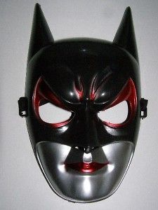 The Batman or BatGirl Look, Super Mask ! Gift to Kids !