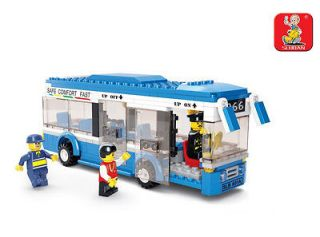 Newly listed Bus Series B0330 Single Cker building toys all new City