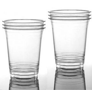 Clear Plastic Cups Cold Drink Beer Party Cups Plastic Drinking Cups