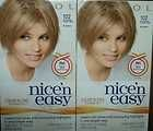 Clairol Nice n Easy 102 Natural Light Ash Blonde Level 3 Permanent Lot