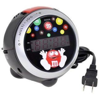 M10CR7 Projection Alarm Clock Radio