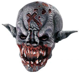 Vampire Demon Mask   Adult Scary Horror Halloween Masks