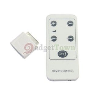 Remote Control For iPod Touch iPod Nano iPod Classic iPhone 2G 3G 4G 4