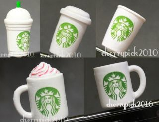 CAFE COFFEE TEA MOCHA MUG CUP AntiDust Earphone Jack Plug Stopper Cap
