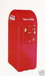 Jacobs 26 and 160 Coke Machine Restoration Manual