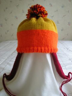 High Quality Hand Knitted Firefly Serenity Jayne Cobbs Cunning Hat