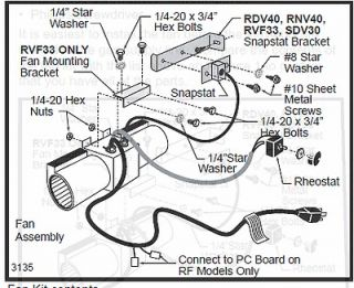 Fan Blower For Fireplaces on international starter wiring diagram