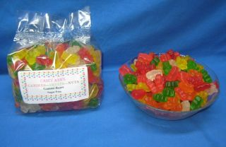 Sugar Free Gummi Bears Candy 2 Pounds