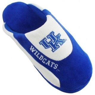 Comfy Feet KEN07SM Kentucky Wildcats Low Pro Stripe Slippers Small