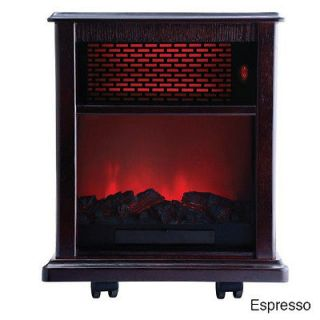 ACW0040 Fireplace 1500W Portable Infrared Heater