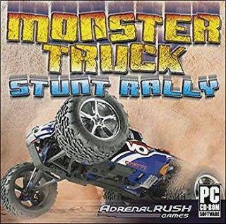 monster truck pc games