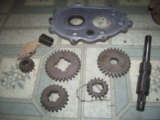 Tecumseh Peerless NOS Transaxle, Transmission Parts Lot   Gears, Shift