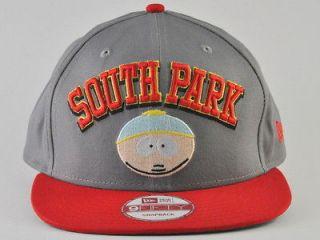 SOUTH PARK NEW ERA CARTMAN 9FIFTY SNAPBACK CAP