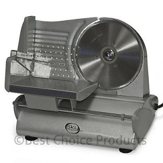 Meat Slicer 7.5 Blade Home Deli Meat Food Slicer Premium Quality New