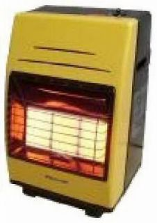 Pinnacle PT 18 PCH Protemp LP Portable Radiant Heater