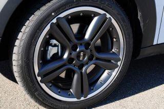 MINI Cooper Countryman 18 R127 Black Double Spoke Rim Wheel OEM