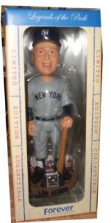 LOU GEHRIG Cooperstown Bobble Head N Y yankees Forever Limited Ed