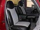 RANGER 1997 2003 S.LEATHER CUSTOM FIT SEAT COVER (Fits Ford Ranger