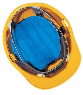 Miracool Hard Hat Cooling Pad, Blue, One Size, #968