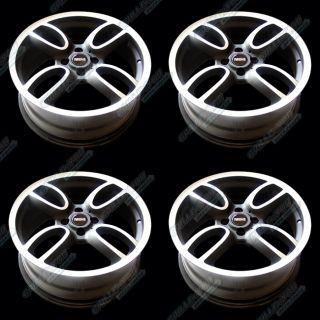 Mini Cooper/Couper S/CountryMan Wheels 17x7.0 Rims with Central Caps