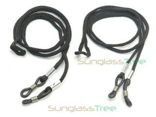 Newly listed 2 Pack   Black NECK STRAP,cord,cha in,lanyard,hol der for