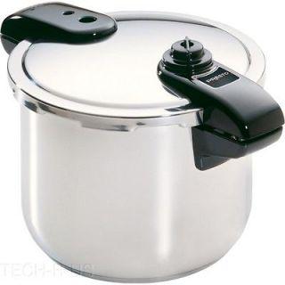 Presto 01370 Pressure Cooker & Steamer   2 gal, 2.01 gal   Stainless