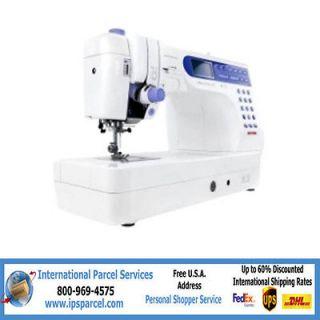 Janome   Memory Craft MC6500P Electric Sewing Machine   International