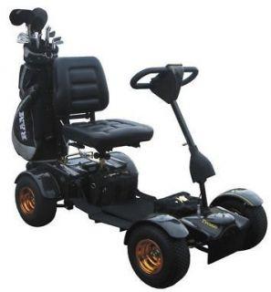 Tycoon Golf / Sport 4 Wheel Heavy Duty Mobility Scooter Model 1020