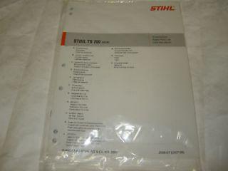 Stihl 032 Av Parts Manual On Popscreen