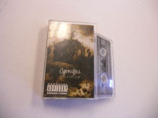 Cypress Hill Black Sunday (Cassette Tape 1993 Sony Records)