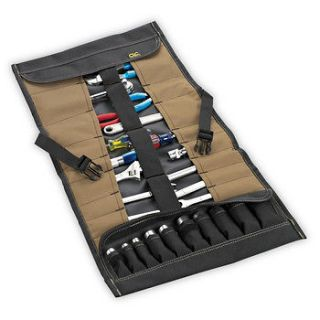 CLC 32 Pocket Socket and Tool Roll Pouch 1173 NEW