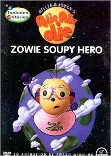 Rolie Polie Olie   Zowie Soupy Hero New Dvd