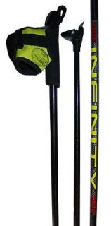 Infinity Cross Country Nordic Ski Poles NEW EXTREME