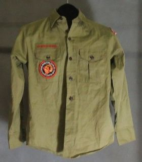 cub scout shirt