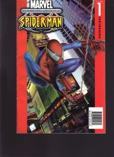 SPIDER MAN #1 RARE EXCLUSIVE WAL MART SPECIAL EDITION VARIANT NM