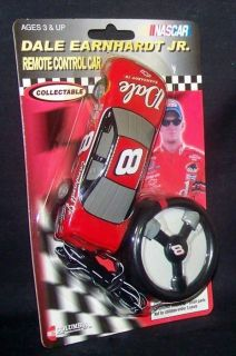 New Dale EARNHARDT Jr Mini #8 NASCAR RC Remote Control Car Red