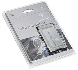 Mercedes Benz PCMCIA Multi Card Reader Adaptor B67823974 Genuine for