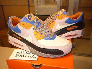Nike Air Max 90 King of The mountain Sz 11 HUF KID KAWS 1 97 95