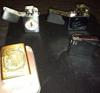 Junk Drawer Zippo Vulcan And Halley Lighters