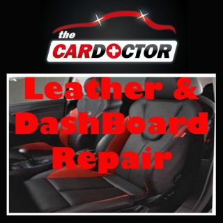 Mercedes Black Dashboard Repair Kit re store & re colour