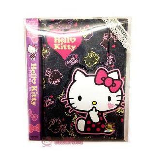 Hello Kitty Planner / Scheduler /Organizer  Black