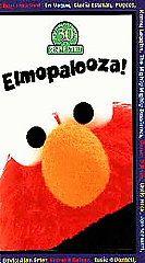 Sesame Street   Elmopalooza (VHS, 1998)