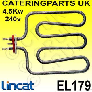 EL179 LINCAT EB4 WATER BOILER HEATING ELEMENTS 4.5Kw