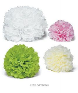 Tissue Paper Pom Poms Flower Wedding Birthday Party Festive Decoration