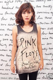 Pink Floyd The Wall David Gilmour Pop Art WOMEN T SHIRT DRESS Tank TOP