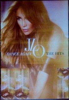 JENNIFER LOPEZ Dance Again 2012 Ltd Ed Poster +FREE Pop/Hip Hop Poster