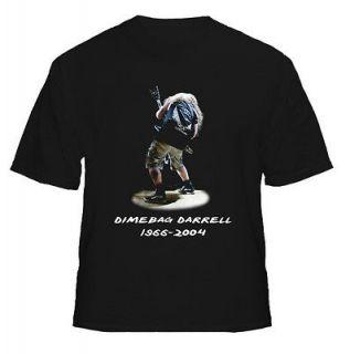 Dimebag Darrell Heavy Metal T Shirt